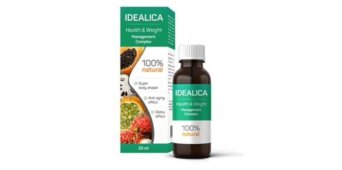 idealica health & weight